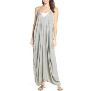 Elan back cover up maxi dress